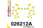 Zestaw zawieszenia tylnego SPORT A6 C6 04-11 Quattro & Allroad|RS6 C6 04-11 STRONGFLEX