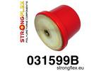 Tuleja mocowania tylnego dyferencjału tylna E81 E82 E87 E88 04-11 E90 E91 E92 E93 05-11 E90 E91 E92 xi 4x4 05-11 X1 E84 09-15 STRONGFLEX