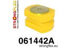 Wkładka łapy silnika/rozrząd SPORT Cinquecento 91-98|Seicento 98-08 STRONGFLEX