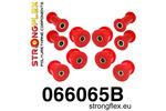 Zestaw zawieszenia tylnego 125p 1300/1500 Polonez STRONGFLEX