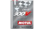 Olej silnikowy MOTUL 300V Trophy 0W40 2 litry