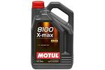 Olej MOTUL 8100 X-max 0W40 4 litry