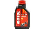 Olej Syntetyczny MOTUL 7100 4T 10W40 (motocyklowy) 1 Litr