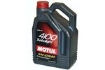 Olej Półsyntetyczny MOTUL 4100 Turbolight 10W40 4 Litry