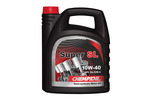 Olej półsyntetyczny CHEMPIOIL Super SL 10W40 5 litrów