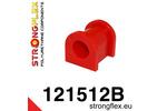 Tuleja stabilizatora tylnego Evo IV - V - VI Evo VII - VIII - IX STRONGFLEX