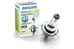 Żarówka H4 Philips LongLife EcoVision P43t-38 12V 60/55W