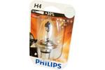 Żarówka H4 Philips Premium Vision P43T 12V 60/55W