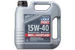 Olej LIQUI MOLY Leichtlauf MoS3 15W40 4 litry