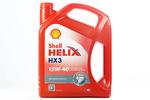 Olej SHELL Helix HX3 15W40 4 litry