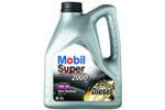 Olej MOBIL Super 1000 X1 15W40 4 litry