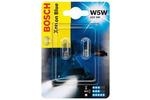 Żarówki W5W Bosch Xenon Blue W2,1x9,5D 12V 5W (komplet - 2szt.)