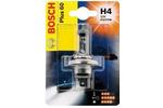 Żarówka H4 Bosch Plus 60 P43T 12V 60/55W