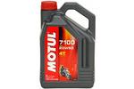 Olej Syntetyczny MOTUL 7100 4T 20W50 (motocyklowy) 4 Litry
