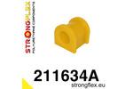 Tuleja stabilizatora tylnego SPORT Supra 93-02 STRONGFLEX