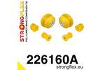 Zestaw zawieszenia przedniego SPORT A1 2010-|Fabia II 08-|Ibiza IV 08-|Polo V 09-|Rapid 12-|Toledo IV 12- STRONGFLEX