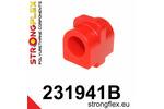 Tuleja stabilizatora przedniego 740 84-90 760 81-92 940 90-98 960 I 90-94 STRONGFLEX
