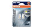 Żarówki WY5W Osram Diadem Chrome W2,1x9,5d 12V 5W (komplet - 2szt.)