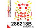 Kompletny zestaw zawieszenia 300ZX Z32 90-96 STRONGFLEX