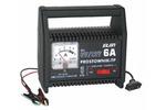 Prostownik BNW6 - 12V/6tp 6V/8,5A 12V/6A amperomierz, z regulacja, zabezpieczenie termiczne, 20 - 60Ah