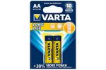 Bateria VARTA Longlife AA LR6 2szt