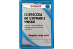 Ściereczka do usuwania wosku SONAX 2 sztuki