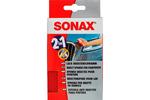 Gąbka do czyszczenia owadów i zaparowanych szyb SONAX dwustronna