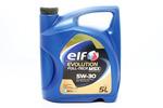 Olej ELF Evolution Full-Tech MSX 5W30 5 litrów