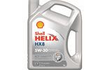 Olej SHELL Helix HX8 ECT 5W30 5 litrów