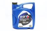 Olej ELF Evolution 900 SXR 5W40 5 litrów