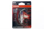 Żarówka H1 Osram Night Breaker Unlimited P14,5S 12V 55W