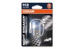 Żarówka H3 Osram Night Breaker Unlimited PK22S 12V 55W