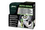Koło zapasowe - zestaw naprawczy SLIME Sport Spair Moto ( uszczelniacz + kompresor)