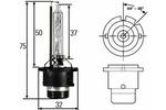 Żarnik ksenonowy D2S Hella Standard P32D-2 85V 35W