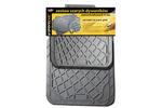 Zestaw dywaników samochodowych gumowych VIRAGE 4 szt. (szare)