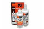 Zestaw do czyszczenia sportowych filtrów powietrza (olejek + płyn czyszczący)