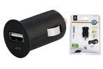 Ładowarka samochodowa USB moc 12/24VWyjście  5 V / 1000 mA