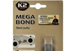 Stalowa plastelina K2 Mega Bond Steel 60 g
