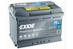 Akumulator<br>EXIDE<br>EA770