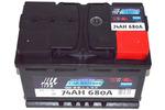 Akumulator FAST FT75208 FAST FT75208