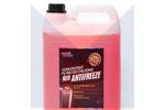 Płyn do chłodnicy MOBIL MEDIC Red Antifreeze G12 4 Litry  (koncentrat)