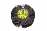 Ściernica listkowa k40 80x30 mm z trzpieniem