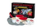 Zestaw do renowacji reflektorów samochodowych (duży)