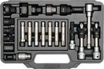 Zestaw kluczy do alternatora 22 części