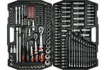 Zestaw narzędziowy YATO XXL 1/2' 216 elementów