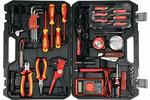 Zestaw narzędzi dla elektryków 68 sztuk