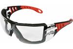 Okulary ochronne bezbarwne z paskiem